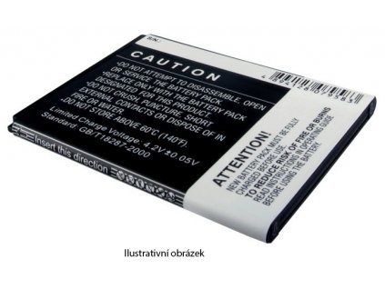 Caterpillar CAT B25 baterie 1300mAh Li-Ion