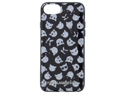 Karl Lagerfeld Choupette All Over TPU iPhone 7/8