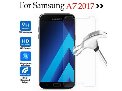 A7 2017 Tempered glass Screen Protector For Samsung Galaxy A7 A 7 2017 Case A720 A7200.jpg 640x640