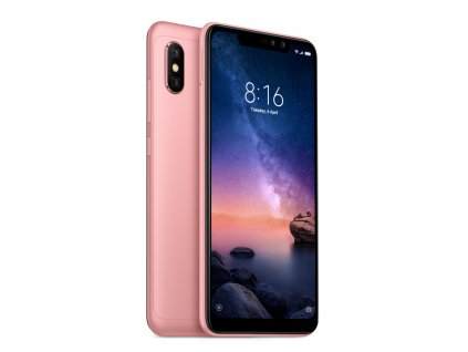 XIAOMI Redmi Note 6 PRO 64GB+4GB DualSim Rose Gold
