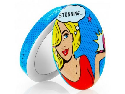 Hyper Pearl Mini Makeup mirror&powerbank Comics