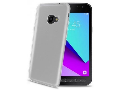 Celly Gelskin silikon obal Xcover 4 (G390), Clear