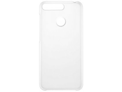 Huawei Y6 Prime 2018 Protective Case Transparent