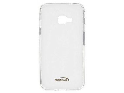 Kisswill TPU pouzdro Samsung G390 Xcover 4, Clear