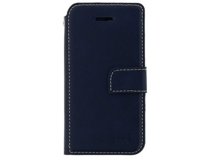 Molan Cano Issue Book pouzdro Huawei Y5 2018, Navy
