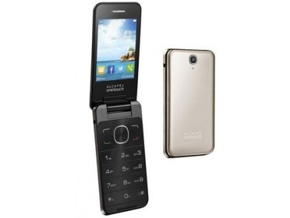 ALCATEL ONETOUCH 2012D, Champagne Gold