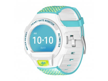 ALCATEL ONETOUCH GO WATCH, White/Green&Blue