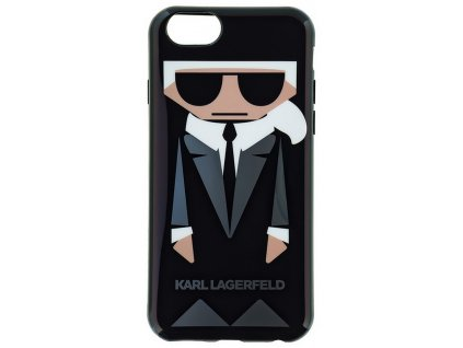 Karl Lagerfeld Karl and Choupette TPU iPhone 6/6S