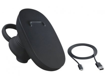 Nokia BH-112U Black Bluetooth Headset + CA-190