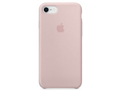 iPhone 8 / 7 Silicone Case - Pink Sand