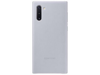 Samsung EF-VN970LJ Leather Cover Note10, Gray