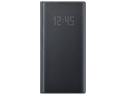 Samsung EF-NN970PB LED View Cover Note10, Black