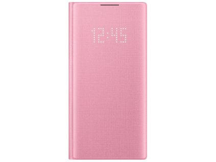 Samsung EF-NN970PP LED View Cover Note10, Pink