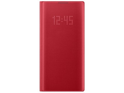 Samsung EF-NN970PR LED View Cover Note10, Red