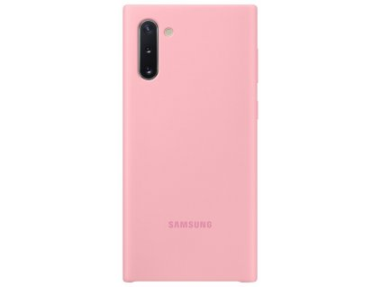Samsung EF-PN970TP Silicone Cover Note10, Pink