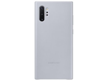 Samsung EF-VN975LJ Leather Cover Note10+, Gray