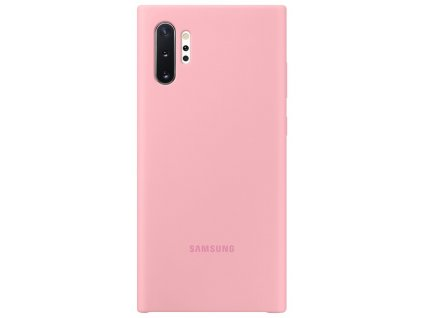 Samsung EF-PN975TP Silicone Cover Note10+, Pink
