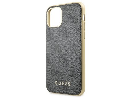 Guess Charms Hard Case 4G iPhone 11, Grey