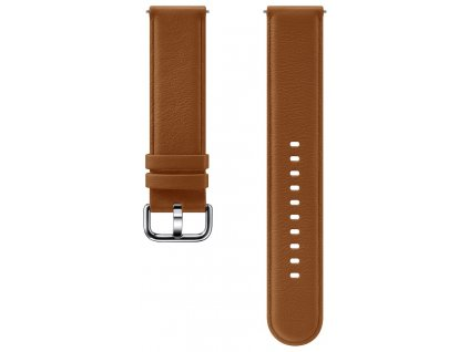 Samsung ET-SLR82MA Watch Active2 LeatherBand,Brown