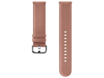 Samsung ET-SLR82MP Watch Active2 LeatherBand, Pink