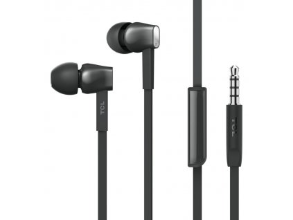TCL MTRO100 stereo sluchátka In-Ear 3,5mm, Black