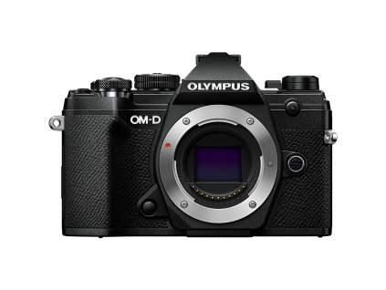 Olympus E-M5 Mark III body black