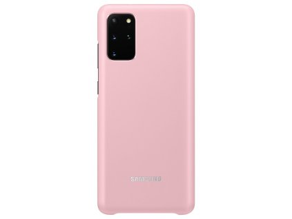 Samsung EF-KG985CP LED Cover Galaxy S20+, Pink