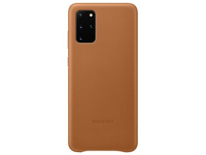 Samsung EF-VG985LA Leather Cover Galaxy S20+,Brown