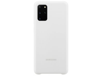 Samsung EF-PG985TW SiliconeCover Galaxy S20+,White
