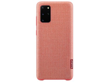 Samsung EF-XG985FR Kvadrat Cover Galaxy S20+, Red