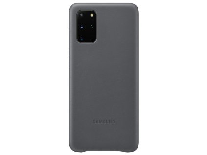Samsung EF-VG985LJ Leather Cover Galaxy S20+, Gray