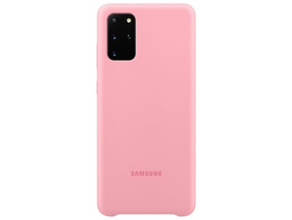 Samsung EF-PG985TP SiliconeCover Galaxy S20+, Pink
