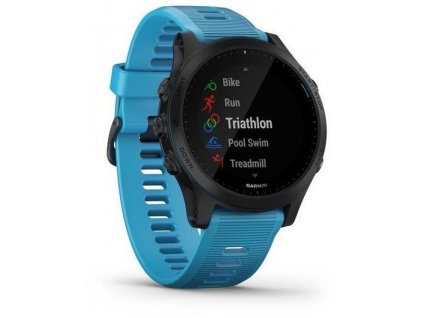 Garmin Forerunner 945 PRO Optic TRI Bundle