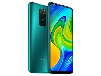 XIAOMI Redmi Note 9 64GB+3GB DualSim Green