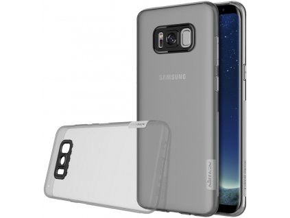 Nillkin Nature TPU pouzdro G955 Galaxy S8+, Grey