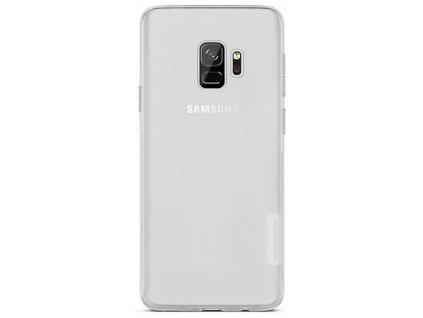 Nillkin Nature TPU pouzdro G965 Galaxy S9+, Clear