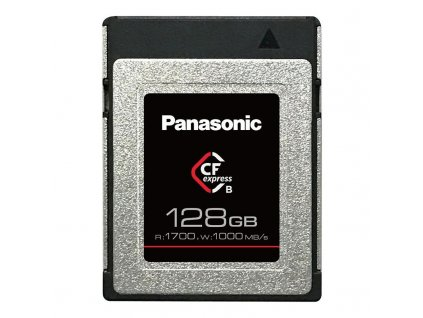 Panasonic CF-express 128GB typ B