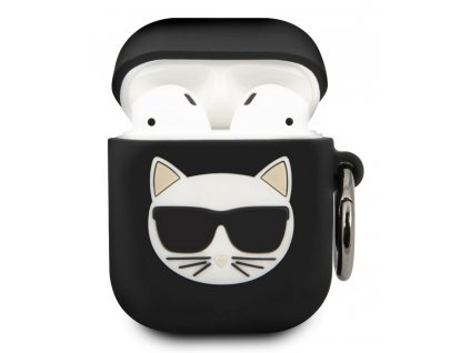 Karl Lagerfeld Choupette TPU Case Apple Airpods
