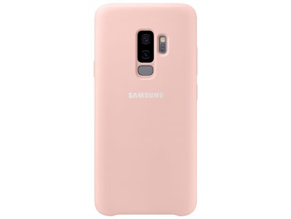 Samsung EF-PG965TP Silicone Cover Galaxy S9+, Pink