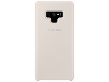 Samsung EF-PN960TW Silicone Cover Note9, White