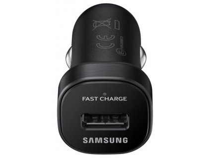 Samsung EP-LN930BB mini CL nabíječ 18W µUSB,Black