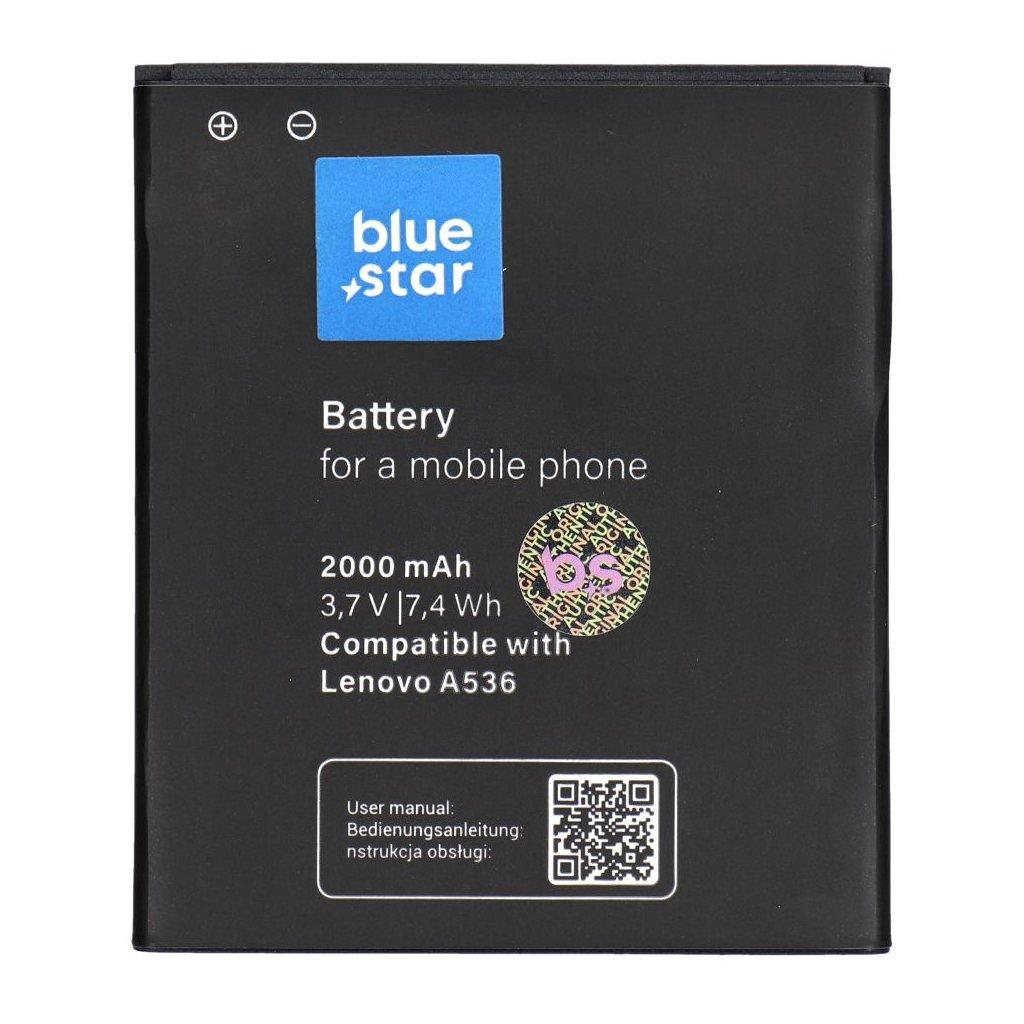 48046 baterie 2000mah blue star bl210 lenovo a536 a606 li poly
