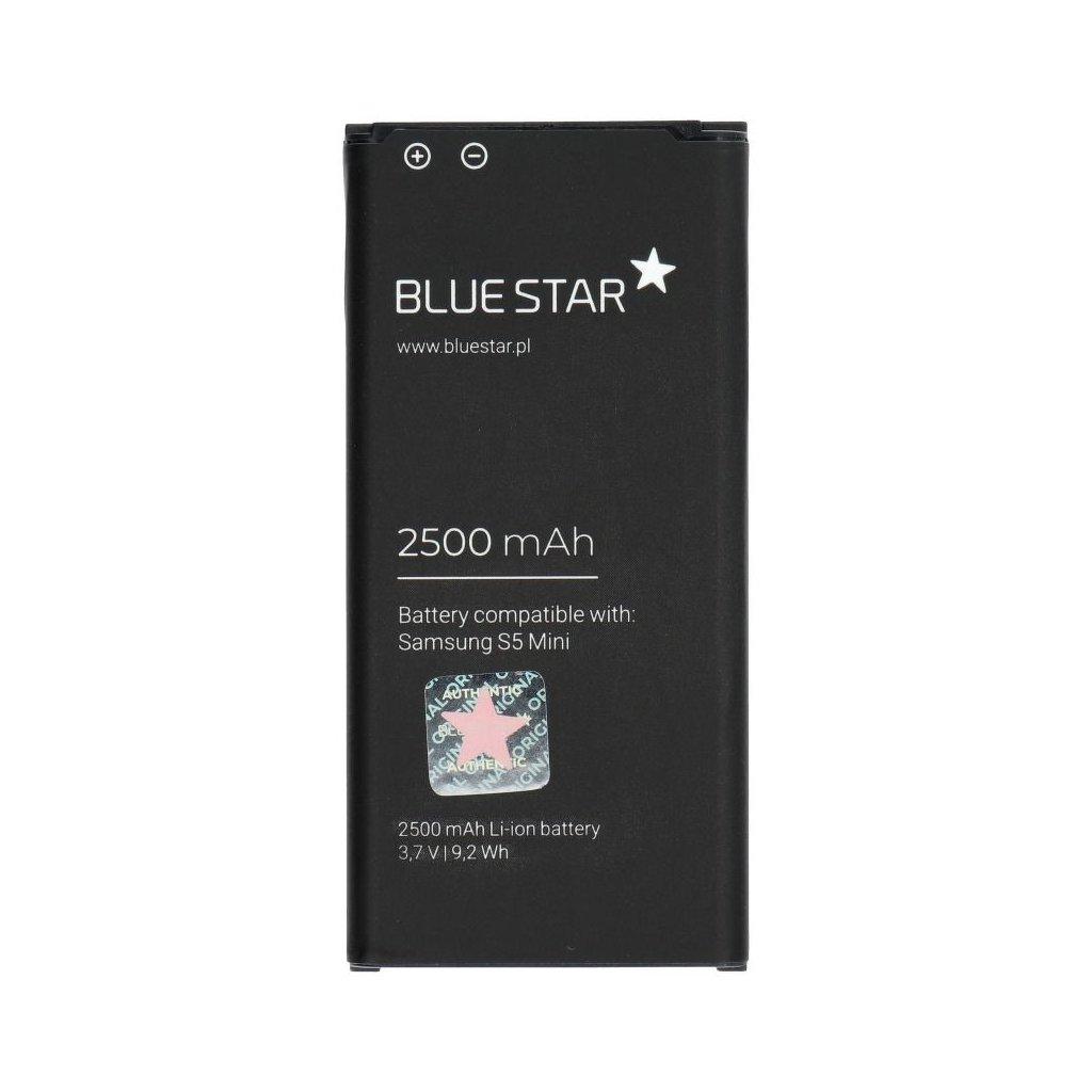 35461 2 baterie blue star samsung g800f galaxy s5 mini 2500 mah li ion premium