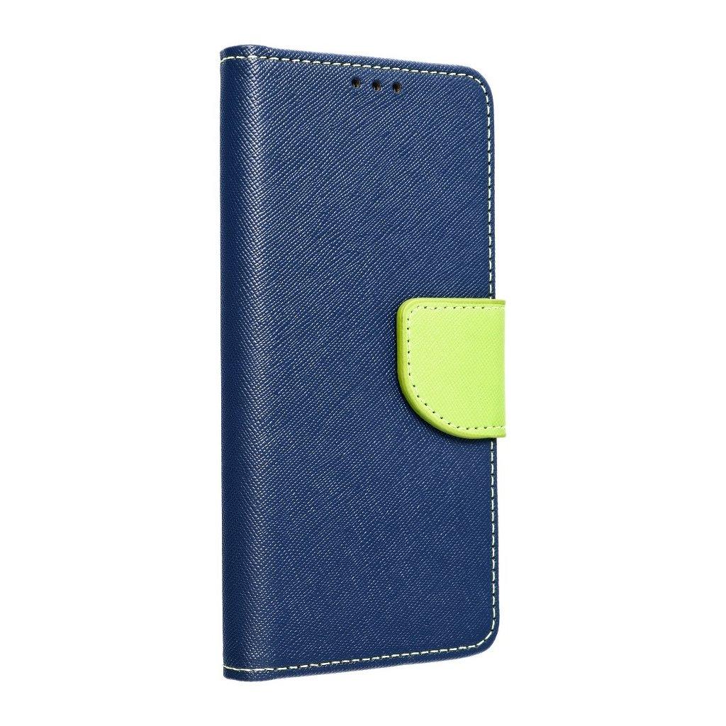 1597 1 fancy pouzdro book apple iphone 6 plus modre limetkove