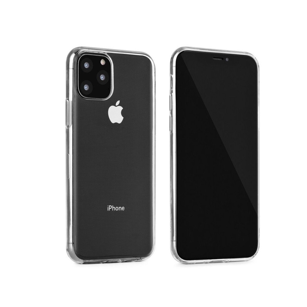 48360 2 forcell pouzdro back ultra slim 0 5mm apple iphone 6 6s transparet