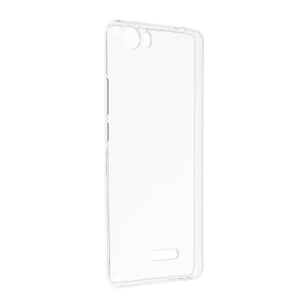 71621 2 forcell pouzdro back ultra slim 0 5mm pro wiko fever transparentni