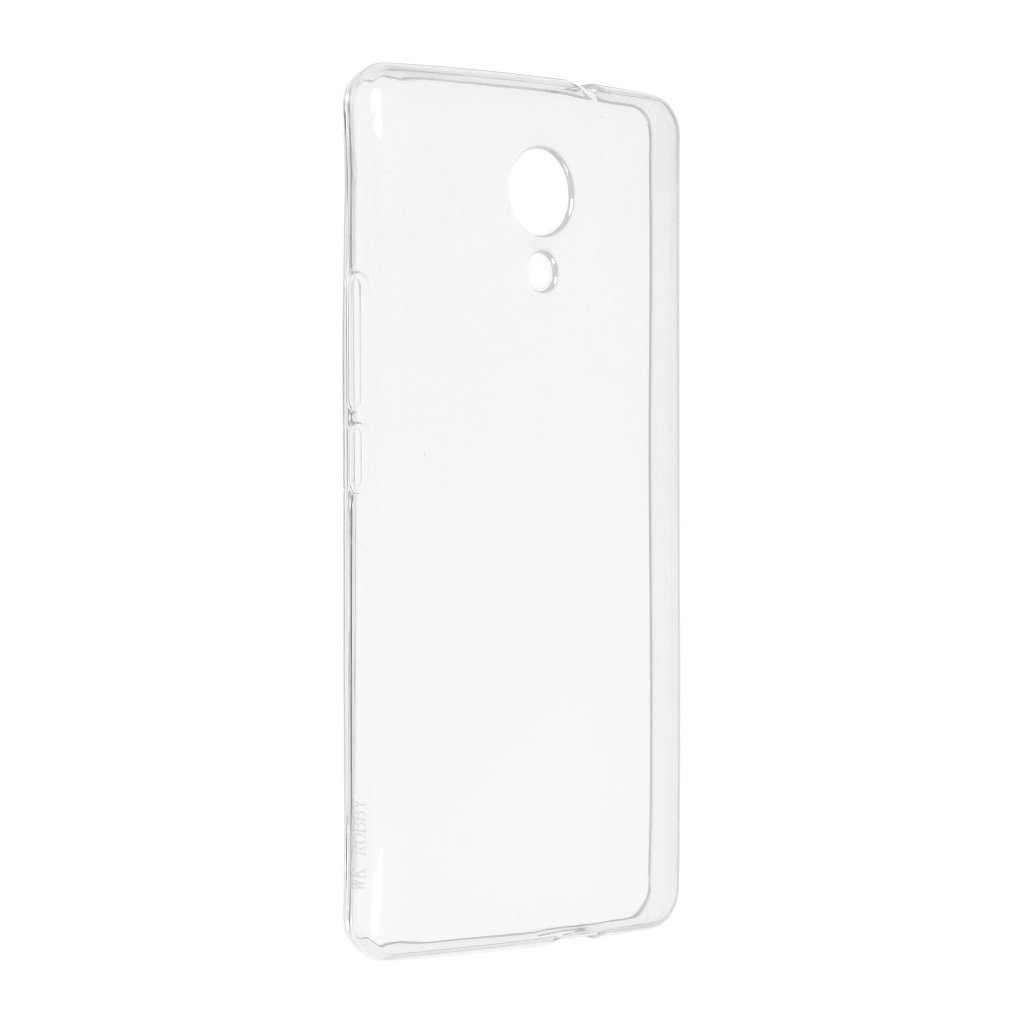71597 1 forcell pouzdro back ultra slim 0 5mm pro wiko robby transparentni