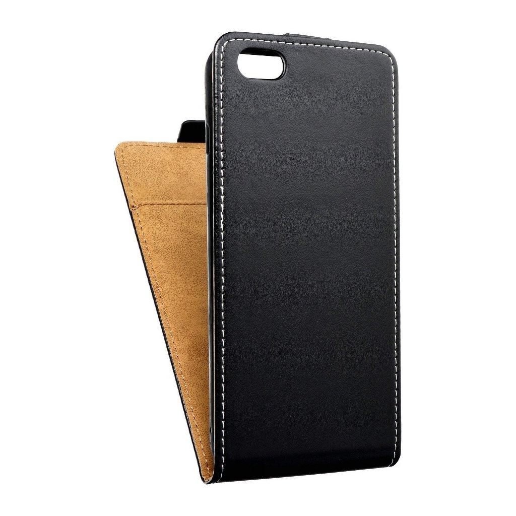 3364 2 forcell pouzdro slim flip flexi fresh pro apple iphone 6 plus cerne