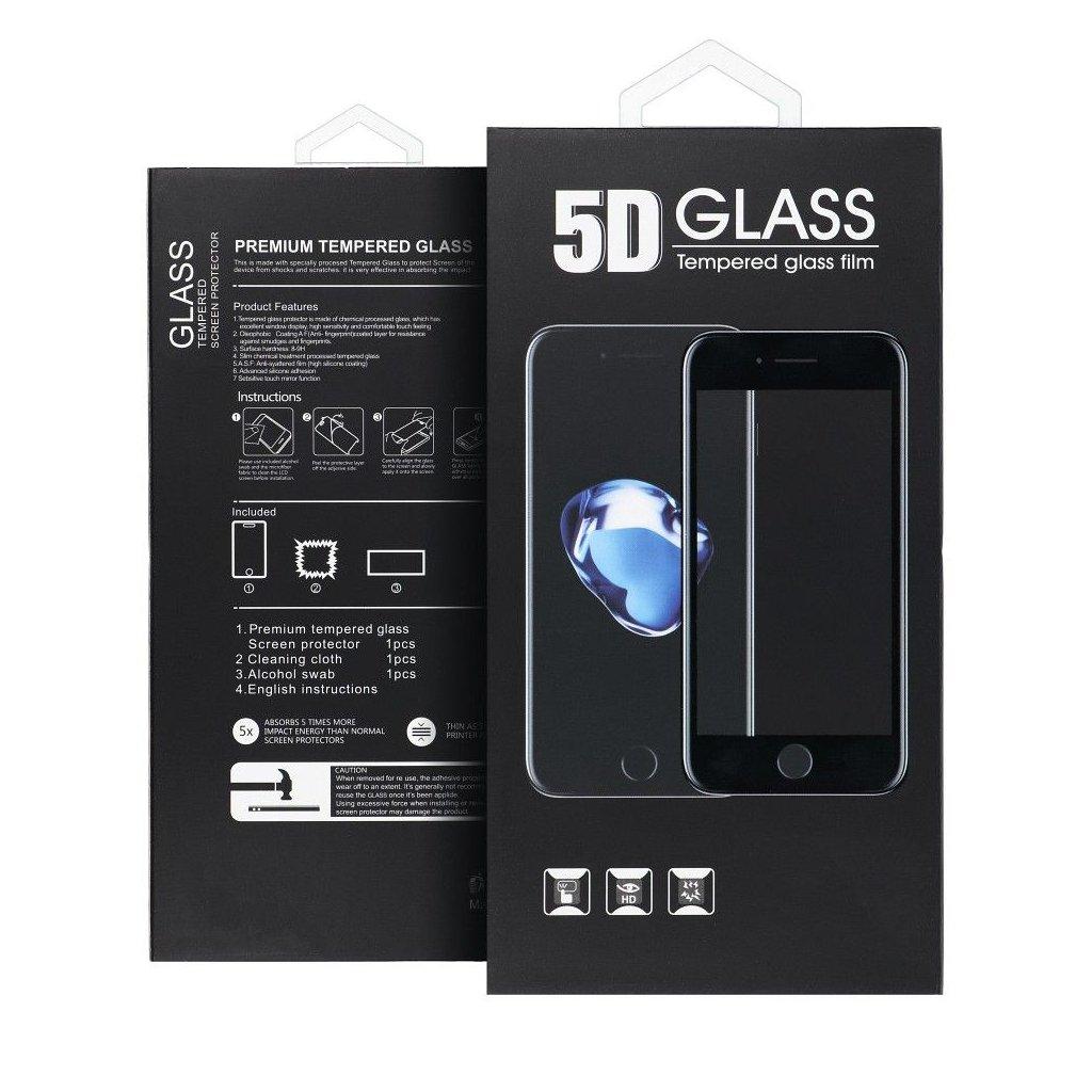 68708 forcell tvrzene sklo 5d full glue pro apple iphone 7 8 4 7 bile