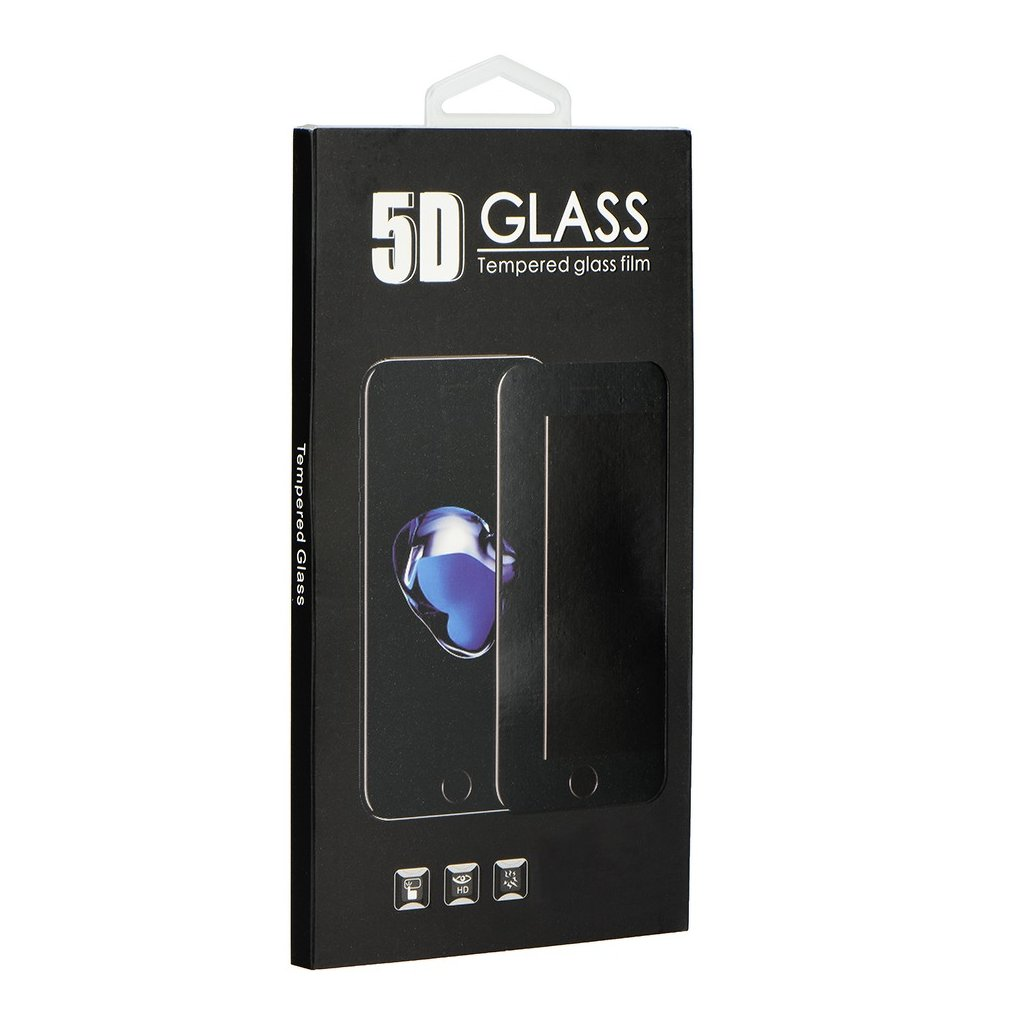 79415 1 forcell tvrzene sklo 5d full glue pro samsung galaxy a8 2018 cerne